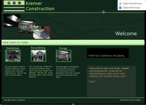Kremer Construction VA DC. Handyman, contractor, remodeling, interior design.