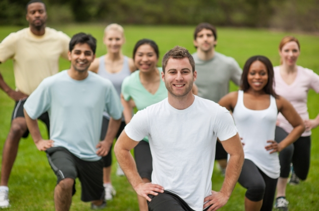 Outdoor Fitness Group